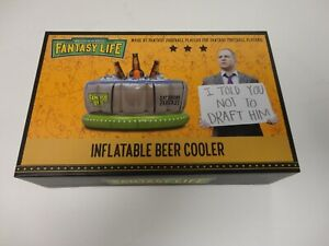 Thumbs Up! Mathew Berry's Fantasy Life Inflatable Beer Cooler