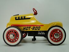 Pedal Car 1940 Ford Hot Rod Race Vintage Metal Collector >>READ FULL DESCRIPTION