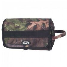 Tough-1 Heavy Poly Roll Up Accessory Bag - Tough Timber - NWT