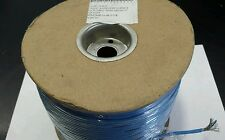 ( 525 FT ) B4036570 Blue Cable Wire 2/C/25Awg 7 Strand / 33Awg