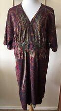 Plus Size * Lane Bryant Size 18/20 Knit Dress