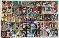 Lot (70+) JACKIE BRADLEY JR. Bowman Chrome Rookie Pink Refractor Baseball Cards