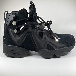 Reebok X Instapump Freebandz Furikaze Future Boots Black BS7420 Mens Size 6.5