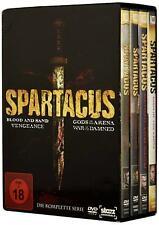 SPARTACUS, Die komplette Serie (Liam Mclntyre) 16 DVDs NEU+OVP