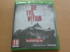 Brand New & Sealed Xbox One The Evil Within Game