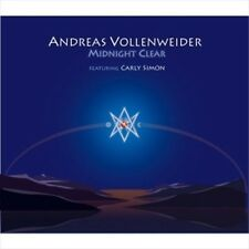 ANDREAS VOLLENWEIDER - MIDNIGHT CLEAR NEW CD