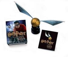 NEW Harry Potter : Golden Snitch Sticker Kit By Press Running Free Shipping