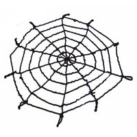 Giant Spider Web Indoor Outdoor Spooky Haunted House Halloween Party Club Decor