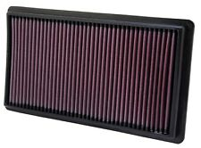K&N 33-2395 Washable/Reusable Air Filter Fits Lincoln/ Mazda/ Ford