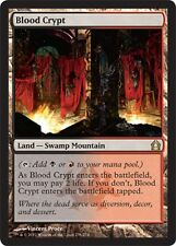 Crypt of Blood - Blood Crypt MTG MAGIC RtR Return to Ravnica Asian Japanese