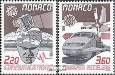 Monaco 1859-1860 (kompl.Ausg.) gestempelt 1988 Transportmittel