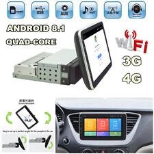 "Android 8.1 1Din 10.2"" Car Stereo GPS Radio Quad-core RAM 1GB ROM 16GB TPMS WiFi"