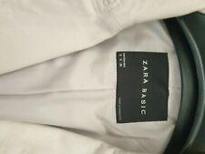 Zara Women's Beige Trench Coat Size S Great Condition