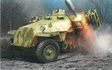 Sd.kfz.251 D With 28/32 Cm Tank 1:35 Plastic Model Kit DRAGON MODELS