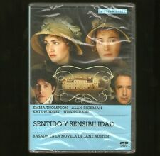 SENSE AND SENSIBILITY (1995) - DVD - Brand New & Sealed - Ang Lee Emma Thompson