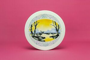 Hot Dish Table Platter or Coaster, Antique German Arts & Crafts, Early 1900s