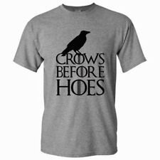 Game of Thrones Crows Before Hoes T-Shirt
