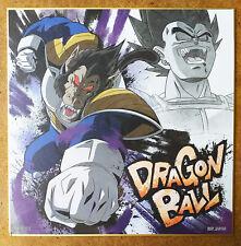Shikishi DRAGON BALL Z LEGENDS Paper Art BANDAI Battle of World, Ōzaru Vegeta
