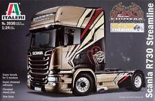 Scania R730 Streamline Team Chimera Truck 1:24 Model Kit Bausatz Italeri 3930