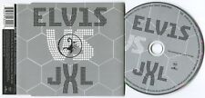 "ELVIS PRESLEY / JXL~A LITTLE LESS CONVERSATION~2002 UK 1-TRACK ""PROMO"" CD SINGLE"