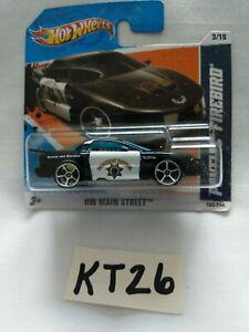 Hot Wheels HW Main Street Pontiac Firebird (KT26)