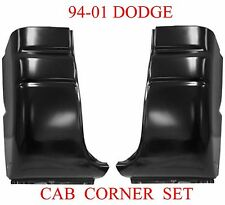 94 01 Dodge Regular Cab Corner Set, 2 Door Ram Truck, Both Left & Right, 1.2MM