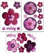 Diva Daisy, 42 Metallic Foil Wall Stickers
