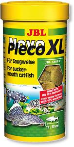 JBL NovoPleco XL 250ml  Main food for large plecos