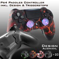 PS4 Scuf Controller, Programmierbar, Design, Trigger-Stops - NEU & vom Händler