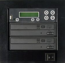 NEW MediaStor #a40 1-1, 1 to 1 Target DVD Duplicator Copy USB Flash Thumb to DVD