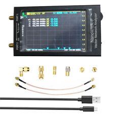 4.3 Inch 50KHz-3GHz V2 NanoVNA-F Vector Network Analyzer UHF HF VHF Antenna