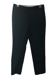 Banana Republic Womens Hampton Pants Navy Capri Size 0