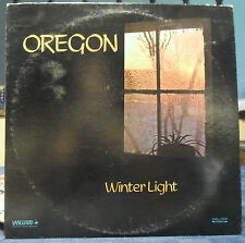 OREGON Winter Light VANGUARD VSD-79350 LP NM/VG 1974