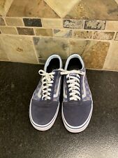 Vans Checked Skate Sneakers 500714 Men's Size 11