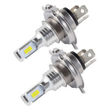 Fit Yamaha TW200 1987-2017 SR400 2015 2016 2017 100W H4 9003 LED Headlight Bulbs