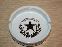 SAPPORO BEER Ashtray Otai China Star Logo Made in Japan Bar Man Cave Vintage EUC