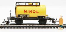 "BTTB 4410 Tank car ""MINOL"" Spur TT"