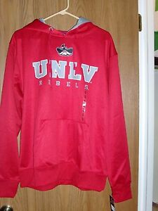 NWT - Campus Heritage UNLV Rebels Hoodie Sweatshirt - Men's Large