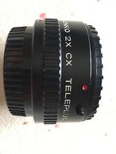 Moltiplicatore di focale Kenko Teleplus 2x MC4 innesto Pentax-Yashica.