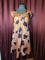 *Daisy Fuentes Pink Floral Dress Size S NWT $54 Closet309*
