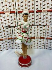 The Radio City Rockettes ROCKETTE LIGHT SPINNER CHRISTMAS OFFICIAL MERCHANDISE