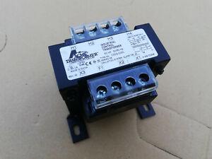 ACME Transformator CE02-0050 50W pri:230VAC sec:24VAC + 110VAC