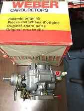Carburatore Weber 34 DAT 8/252 Lancia Delta NUOVO ORIGINALE New carburetor