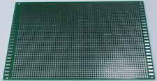 Double Sided PCB Universal Proto Perf Board Through Plated 12x18cm USA  Ship