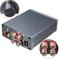 Breeze Amp HIFI Class 2.0 Stereo Audio Digital Amplifier TPA3116 Advanced 2×50W