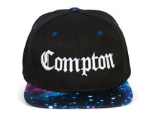 City Compton Adjustable Black/Galaxy Snapback