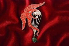 FRENCH-INDOCHINA SECOND WAR PERIOD PARATROOPER'S BADGE