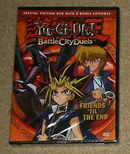 Yu-Gi-Oh Battle City Duels Volume 7 Friends til the End DVD New