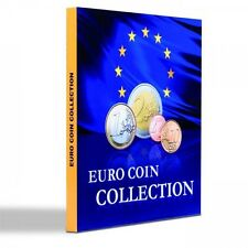 LIGHTHOUSE 346511 PRESSO Euro Coin Collection coin album, for 26 complete euro c