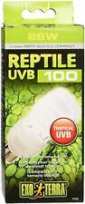 Exo Terra Repti-Glo 5.0 Compact Fluorescent Tropical Terrarium Lamp 26 Watt